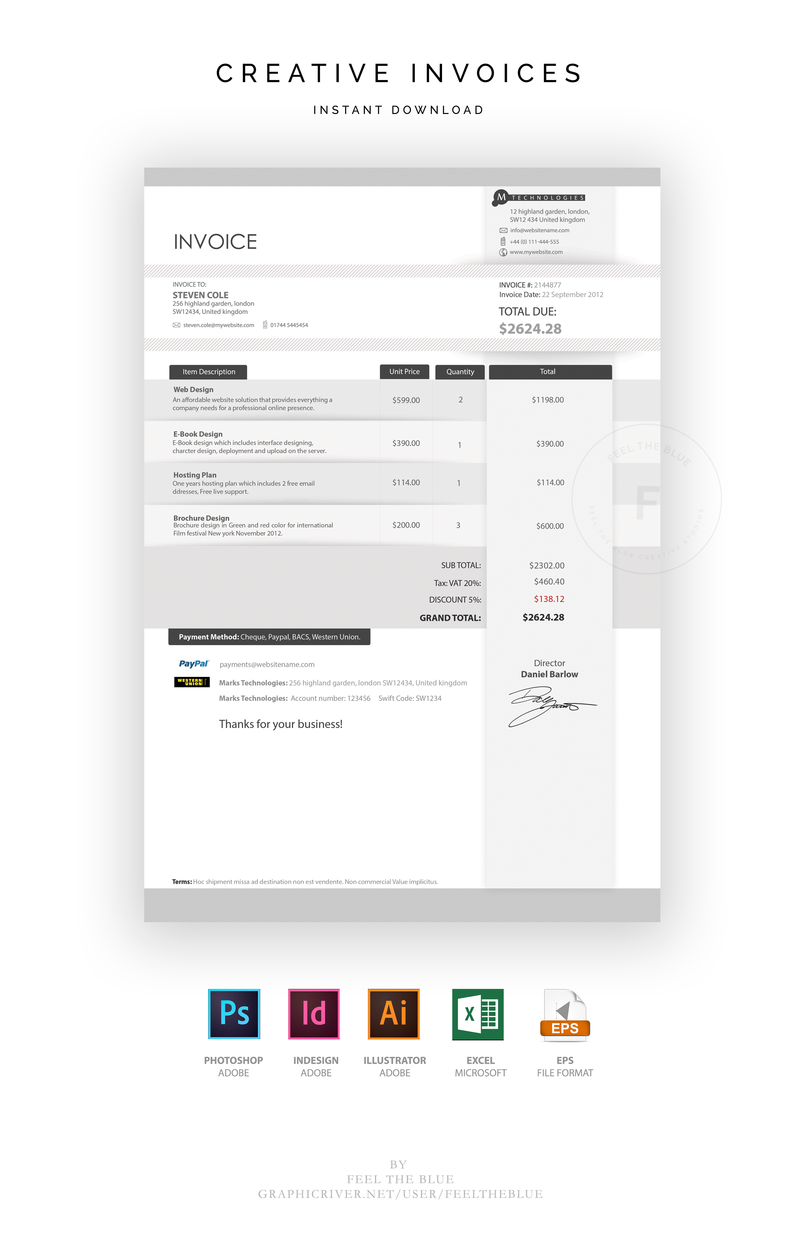 Professional Invoices Invoice Template Invoicing Lettering