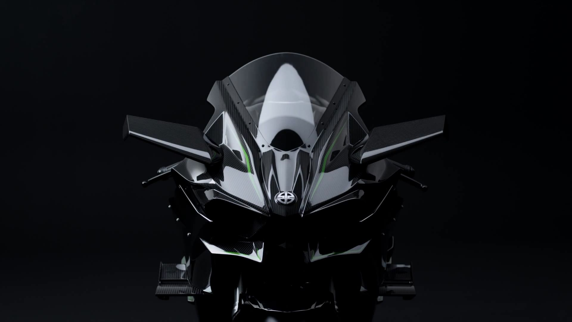 Kawasaki Ninja H2R Racing