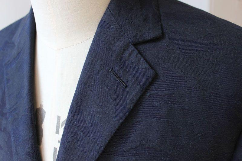 Denim Camo suit