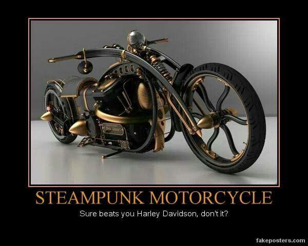 Steampunk awesomeness