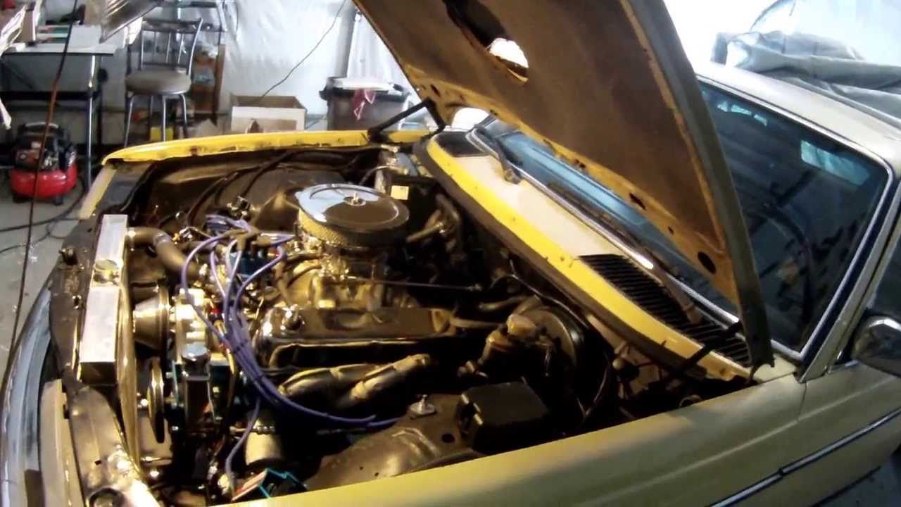 Engine Swap Mercedes With A Ford 302 Under The Hood Https Www Wiring Harness Jeep