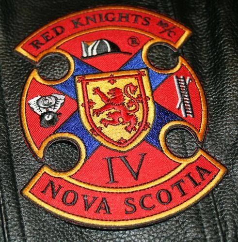 Ugurbilgin United Riders Brotherhood Of Turkey Motorcycle Nova Scotia 4 Red Knight Club Color Firefighter