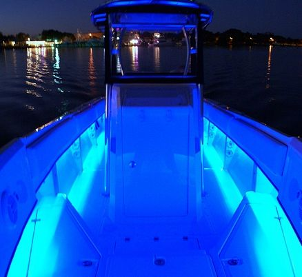 Marine Led Light Strips Custom Marine Led Rope Lights  Boat  Pinterest  Rope Lighting And Marines Design Ideas