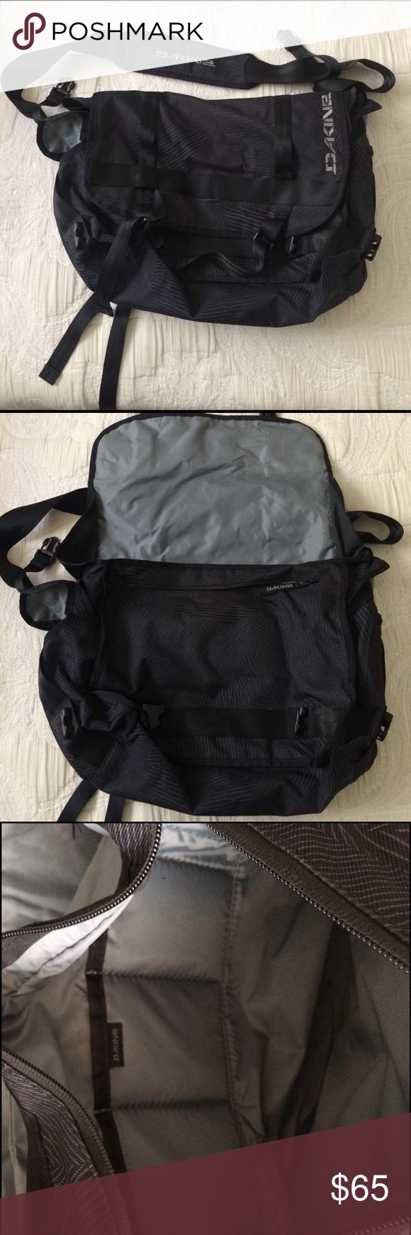 DaKine Canvas Messenger Bag DaKine Canvas Messenger Bag Dakine Bags Messenger Bags