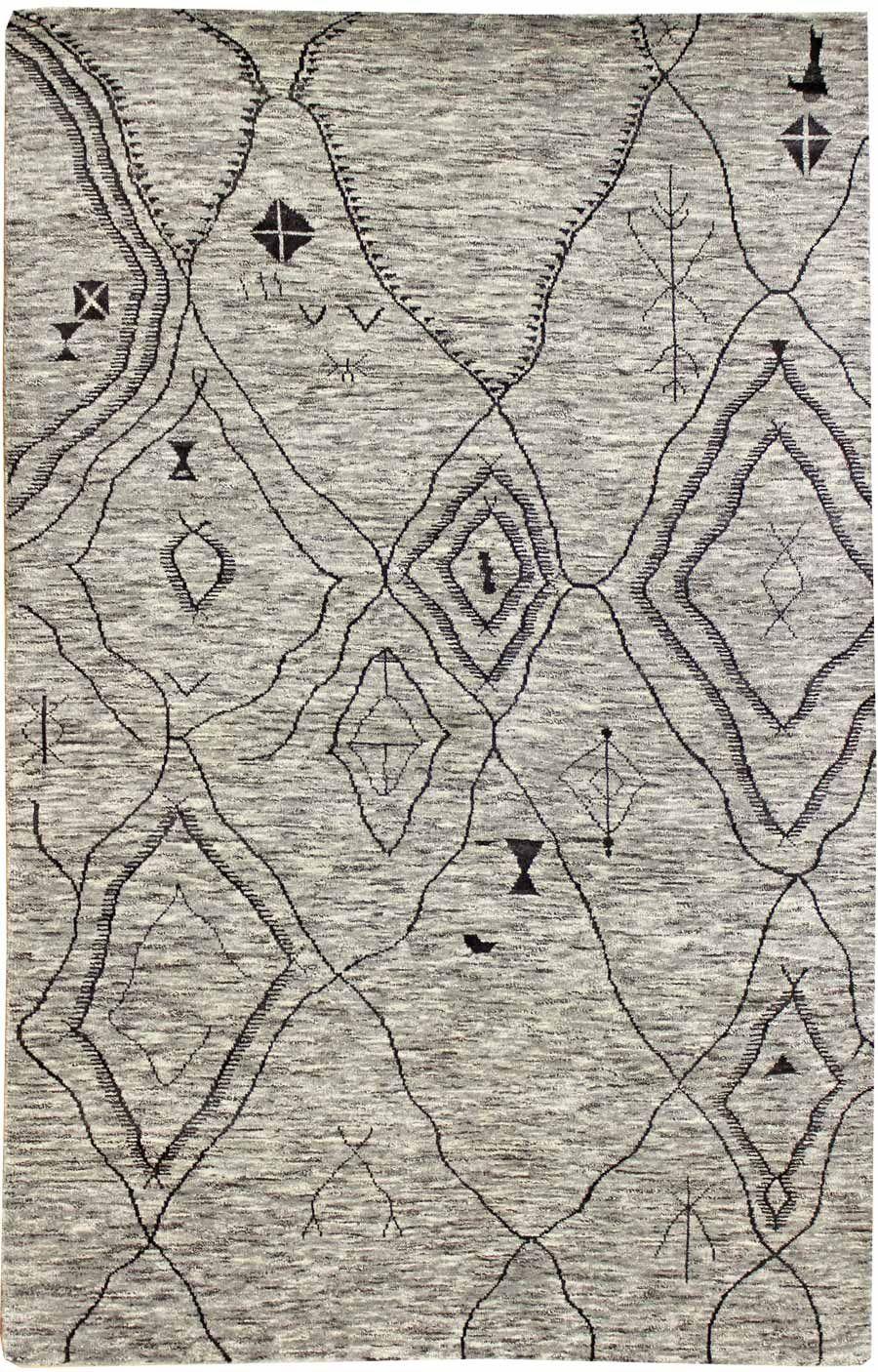 modern geometric pattern rugs gallery: palm, modern geometric