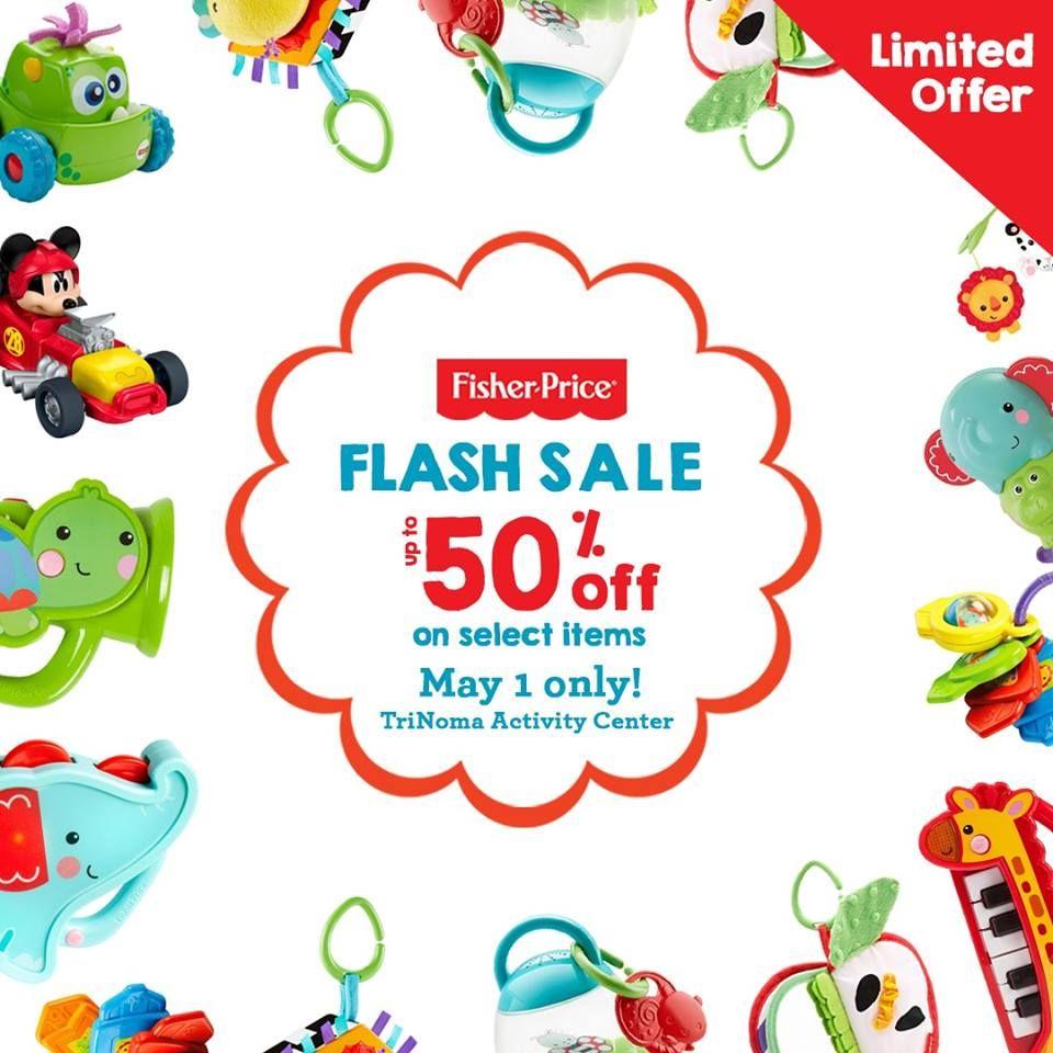 Fisher-Price Flash Sale and Kids Craze Back to School Sale ...