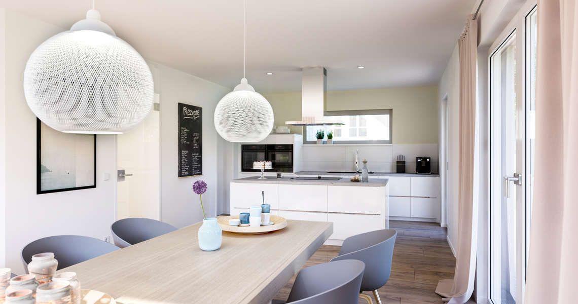 Kern-Haus Familienhaus Vero Küche | Haus | Pinterest | Kern haus ...