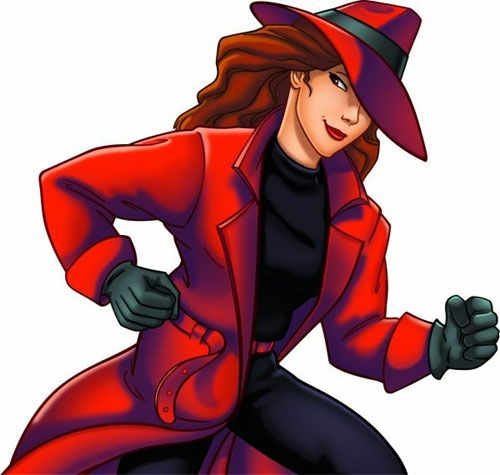 Female Cartoon Characters 90s : Forgotten cartoon characters from the s carmen san