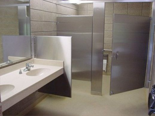 Stainless Steel Bathroom Partitions Decoration Photos Design Ideas