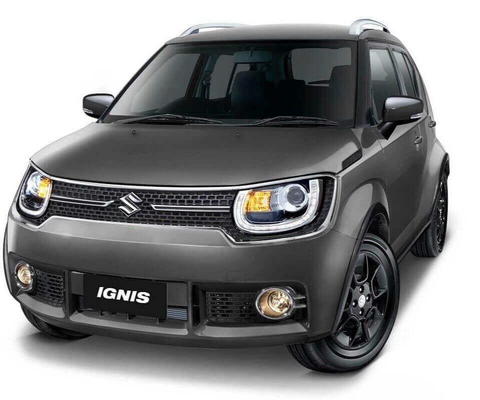 Interior Suzuki Ignis Mobil