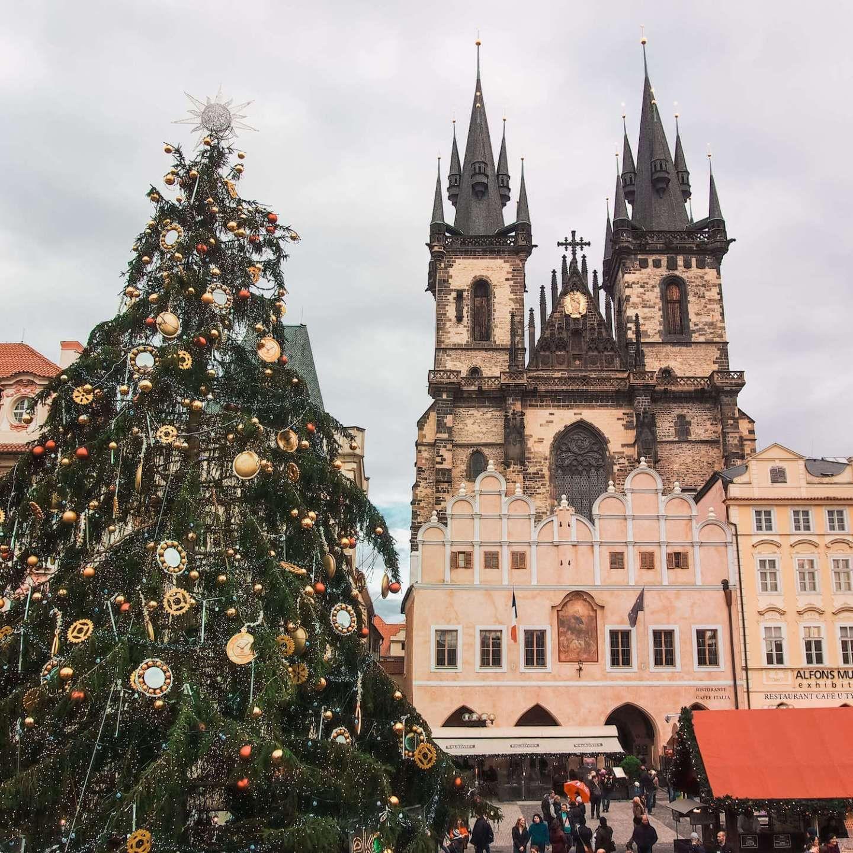 Full List Of Prague S Christmas Markets For 2020 Prague Christmas Prague Christmas Market Christmas Market