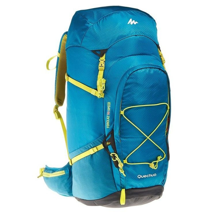 grossiste 534b1 54454 Apr 1 Quechua Forclaz 50 Speed backpack - long term user ...