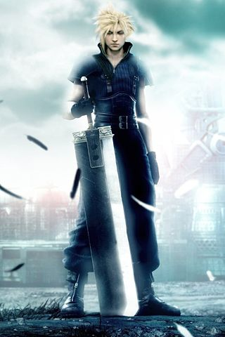 final fantasy vii cloud - Android Wallpapers HD u2026  Final fantasy