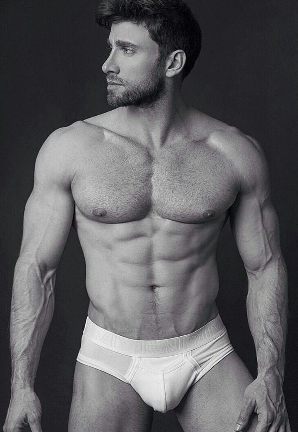 Tease Muscled Cock Man
