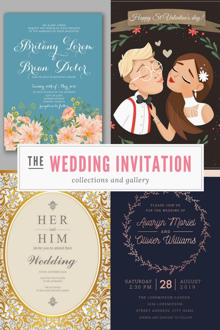 Beautiful wedding invitation ideas navigate our wedding invitation