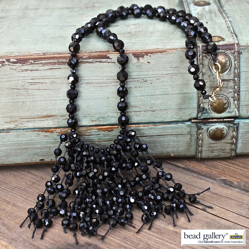 Raven Jewelry Set - This weeks DIY jewelry set is inspired by the ...