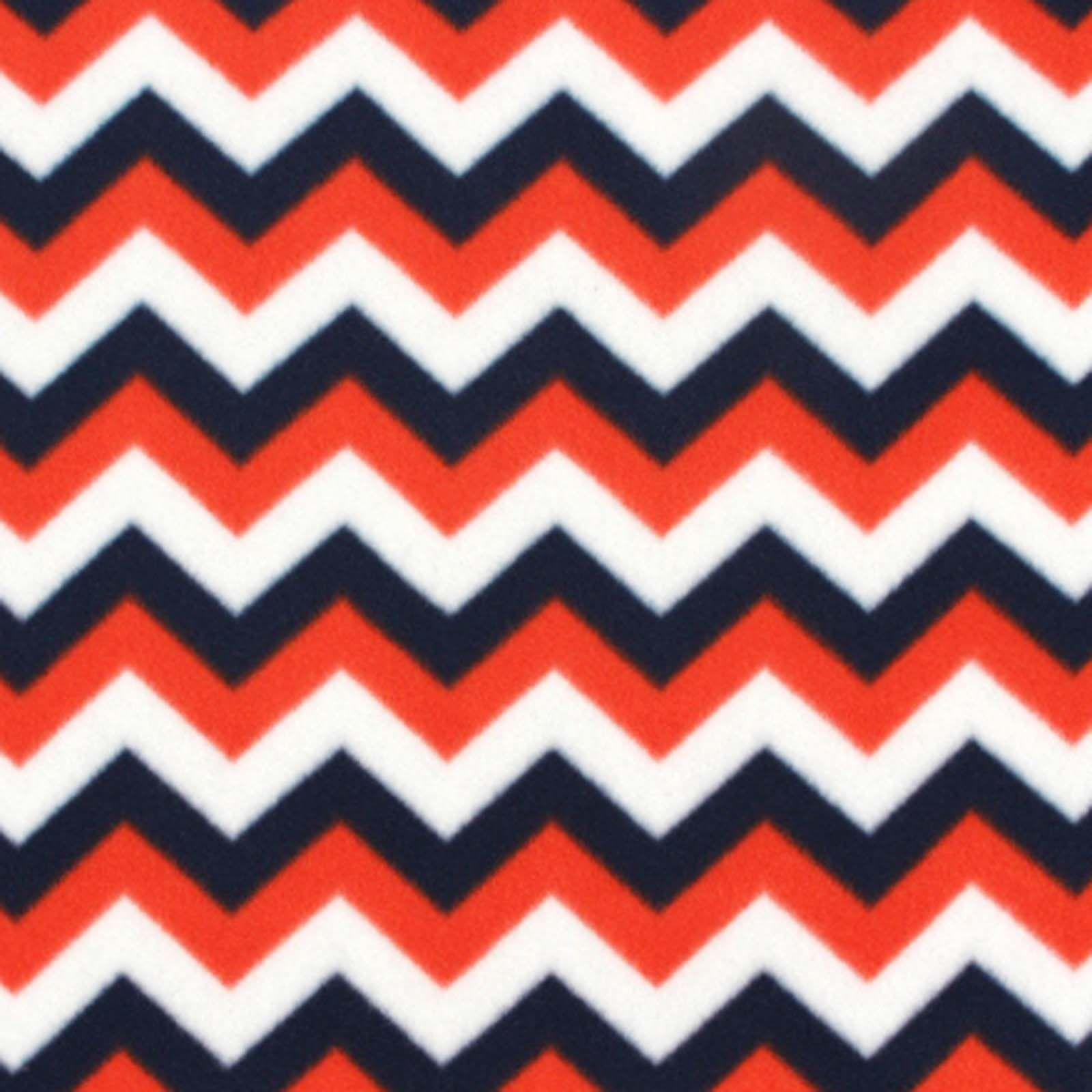 Blizzard fleece fabric red navy chevron fleece fabric pinterest