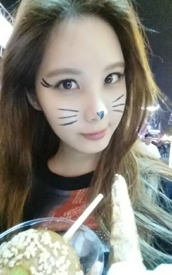 [INSTAGRAM] 19.08.2014 @seohyuncafe - Meow  #sjhsjh0628 #seohyun - #GG #GirlsGeneration #SNSD #SoShi #SEOHYUN #SeoJoo-Hyun #SeoBaby #Seo #sjhsjh0628 #seohyuncafe