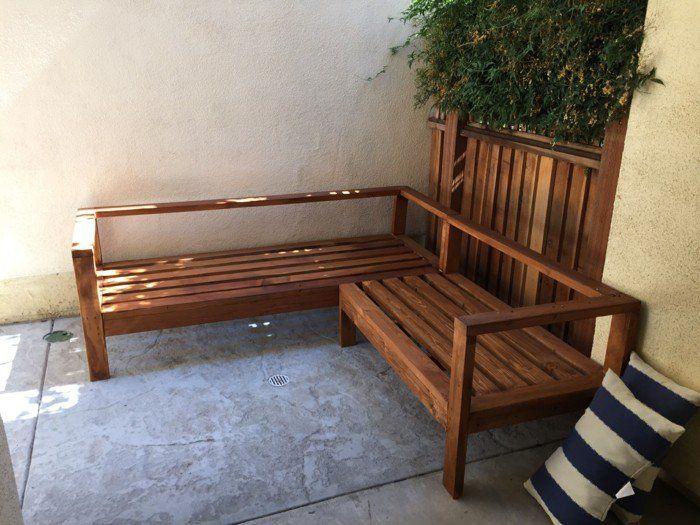 sofa selber bauen aus holz ein sofa selbst bauen DIY Ideen für