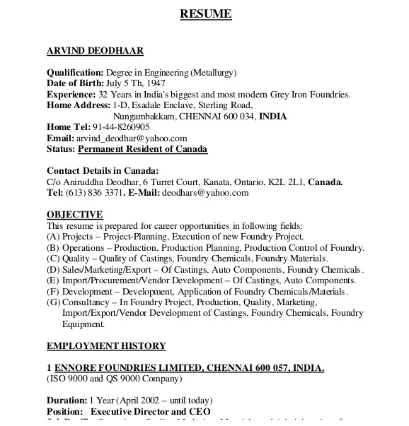 10 Automobile Fresher Resume Format In 2020 Resume Automobile Engineering Car Mechanic