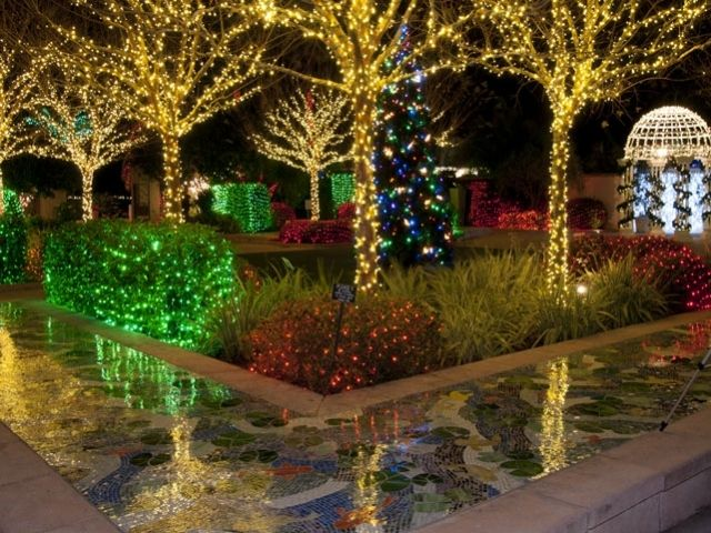 Holiday Lights | St Petersburg Clearwater, FL Beach Vacations
