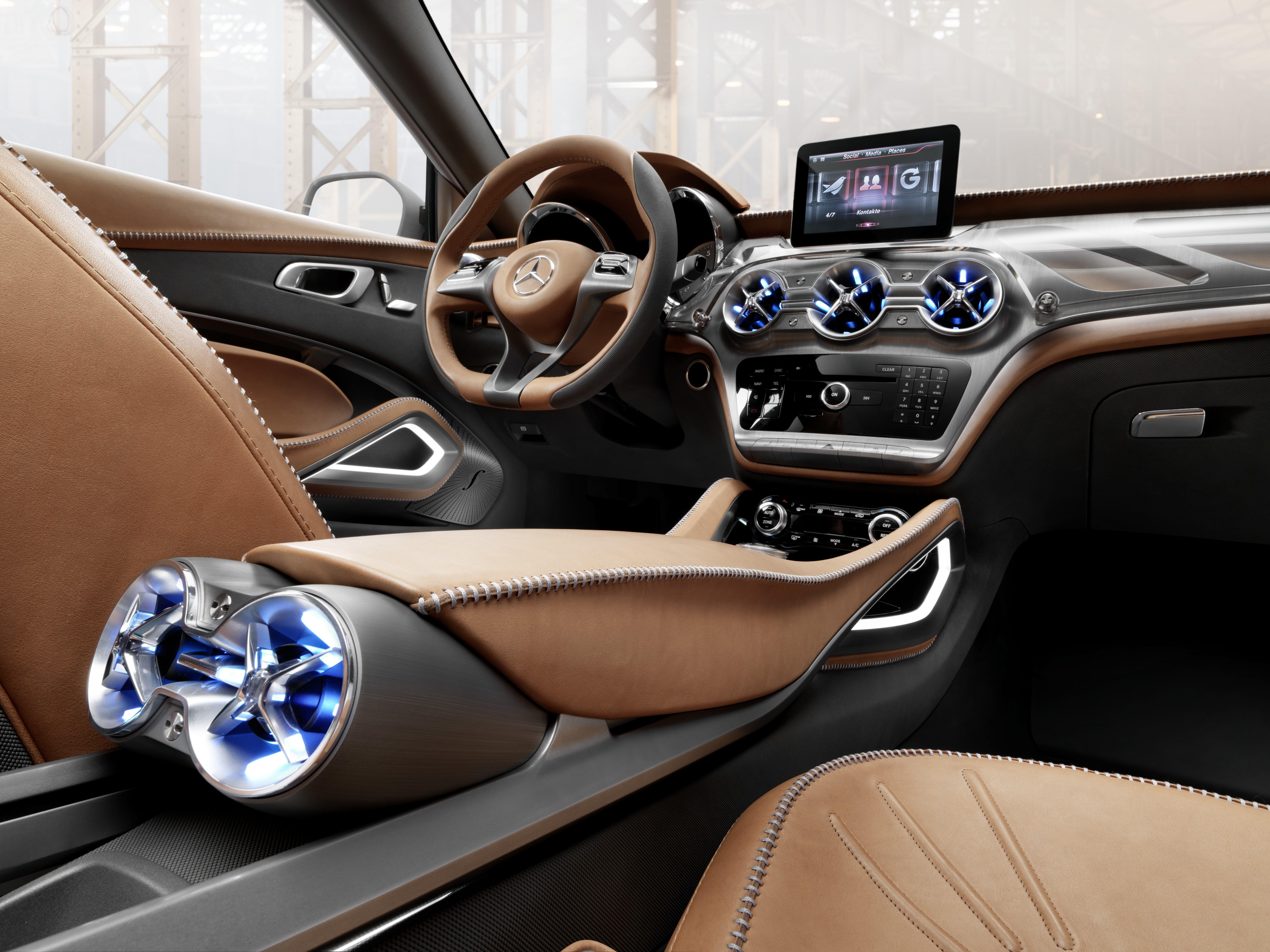 Mercedes Benz Gla Class Widescreen Retina Imac 7304x5478 With