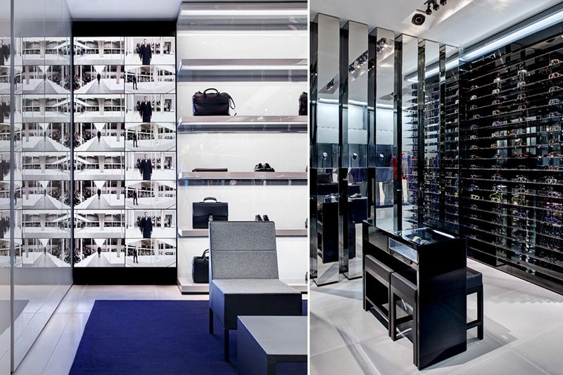 Dior Homme Opens Flagship Store in Miami Design Destrict in Time for Art Basel Miami 2012