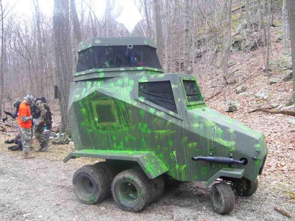 paintball tank vehicle paintball tank pinterest
