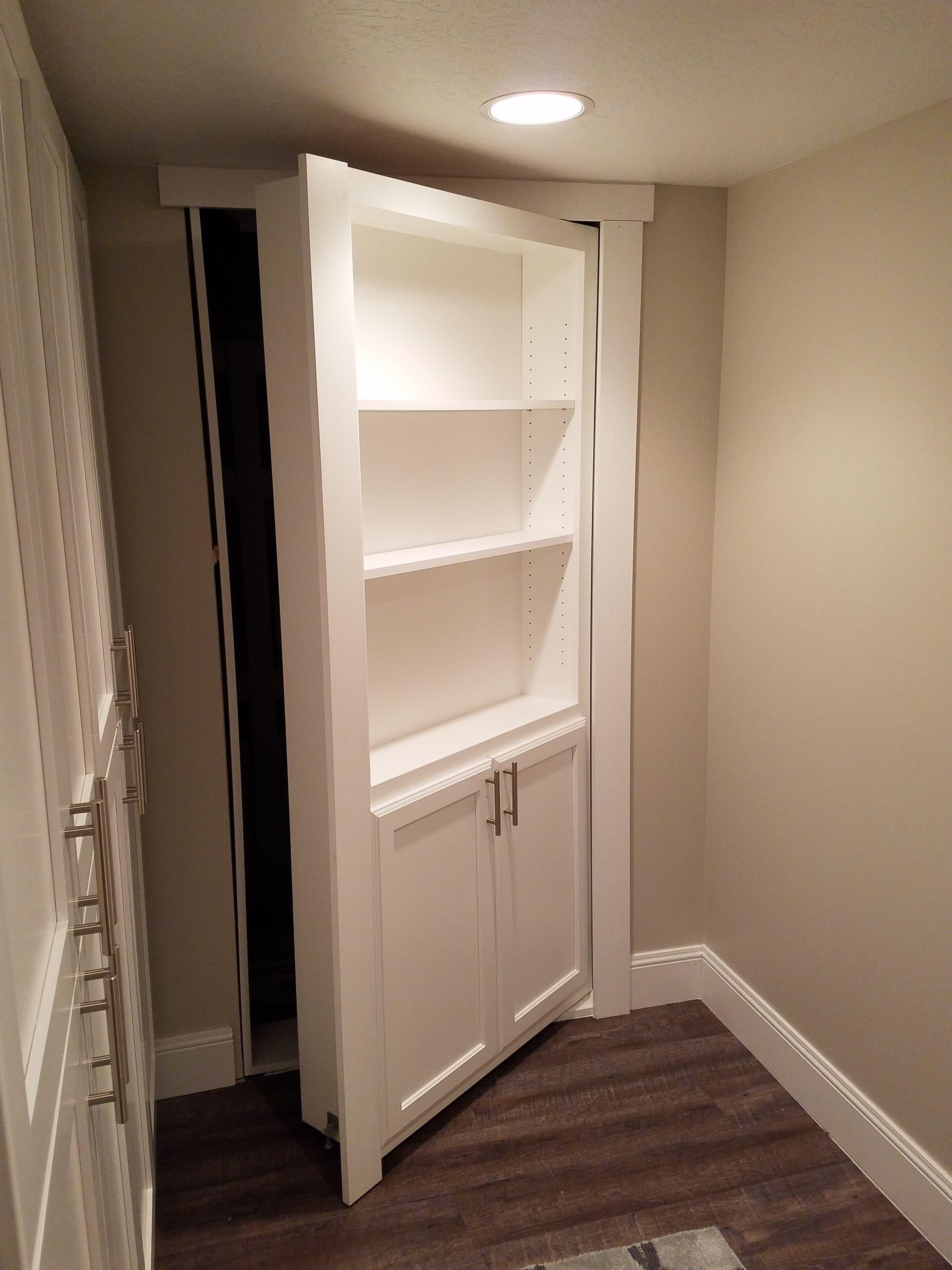 Cold Storage Room Basement