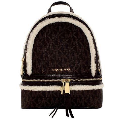 michael michael kors signature rhea medium backpack 30f6gezb9v 779 rh pinterest com