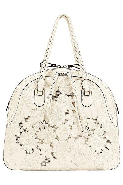 Gorgeous floral Valentino bag.