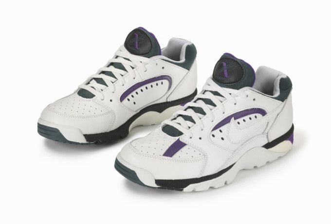 size 40 014b7 37496 ... low cost nike air trainer accel low white prism violet a complete guide  to seinfelds sneakers