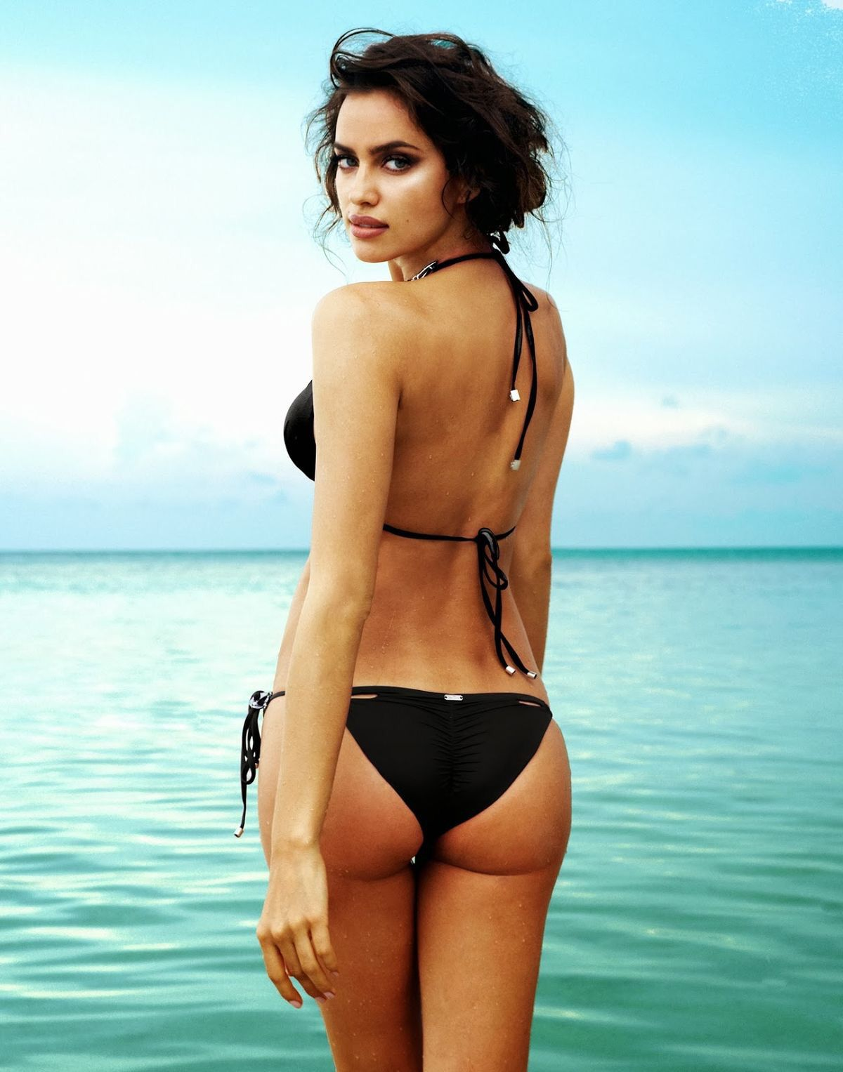 Hottest female bodies almost nude