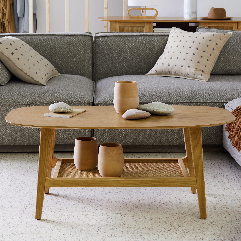 Modrn Naturals Ellery Coffee Table Walmart Com Coffee Table Finished Living Room Coffee Tables For Sale [ 3000 x 3000 Pixel ]