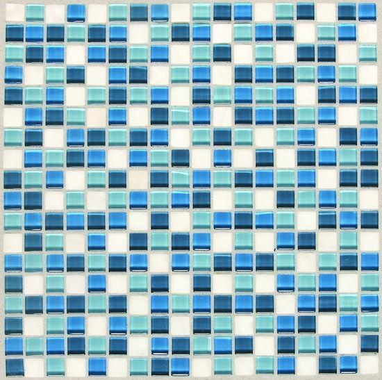 American Olean Legacy Glass Tannery Blend Random Linear Mosaics accent/ backsplash tile. See more at americanolean.com