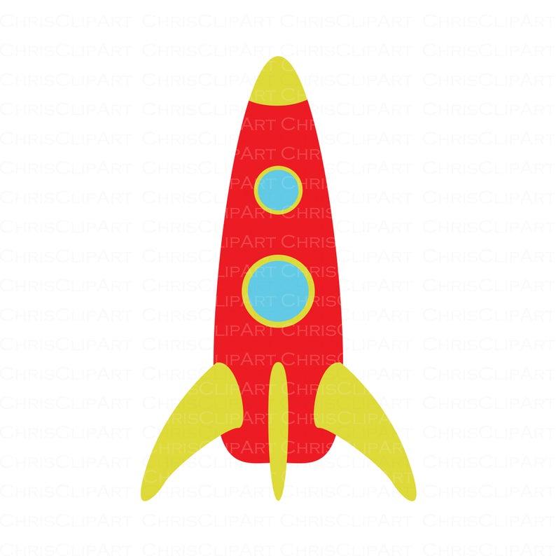 Rocket Ship Svg Clipart Rocket Ship Rocket Png Spaceship Etsy Clip Art Kids Playroom Decor Kids Clipart