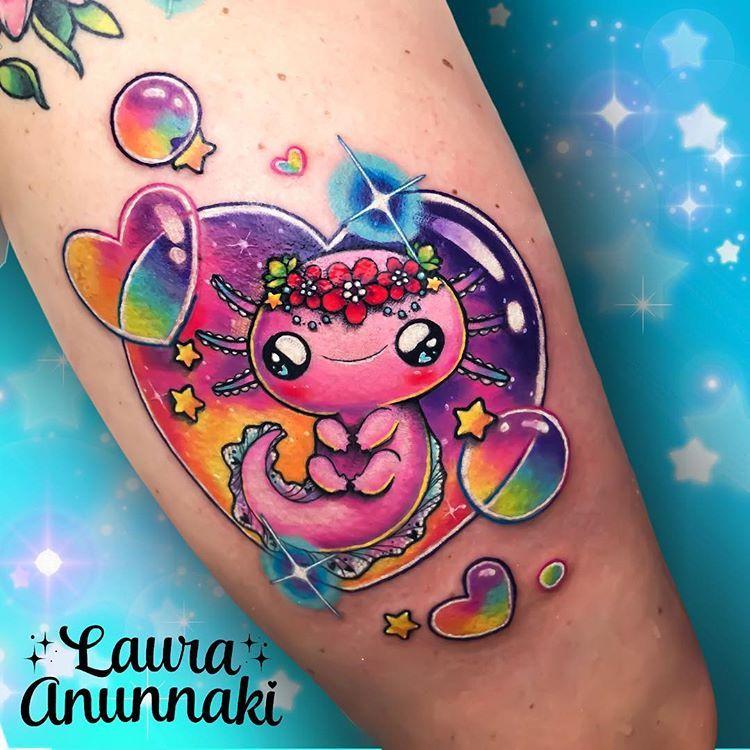 Pin By Laura Kuley On Tattoo: Kawaii Tattoo, Tattoos, Laura