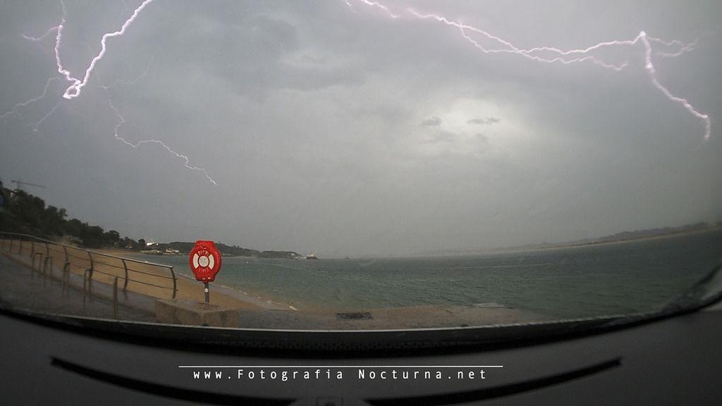 Tormenta desde la Playa de los Peligros | Instagram blog and ...