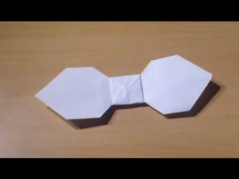 comment faire un n ud papillon en origami n ud papillon en papier youtube origami. Black Bedroom Furniture Sets. Home Design Ideas
