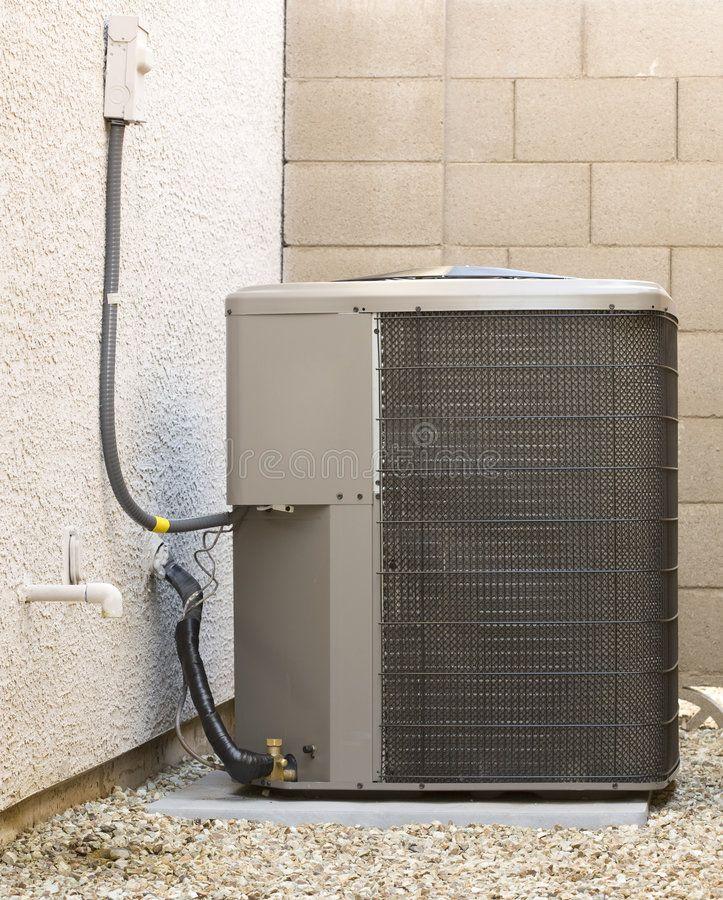 Air Conditioner Unit. Air Conditioner Heat Pump