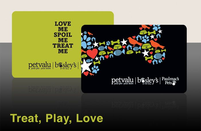 Gift Cards Pet Articles Pet Valu Pet Store Pet Food Treats And Supplies Pet Store Gifts Gift Card