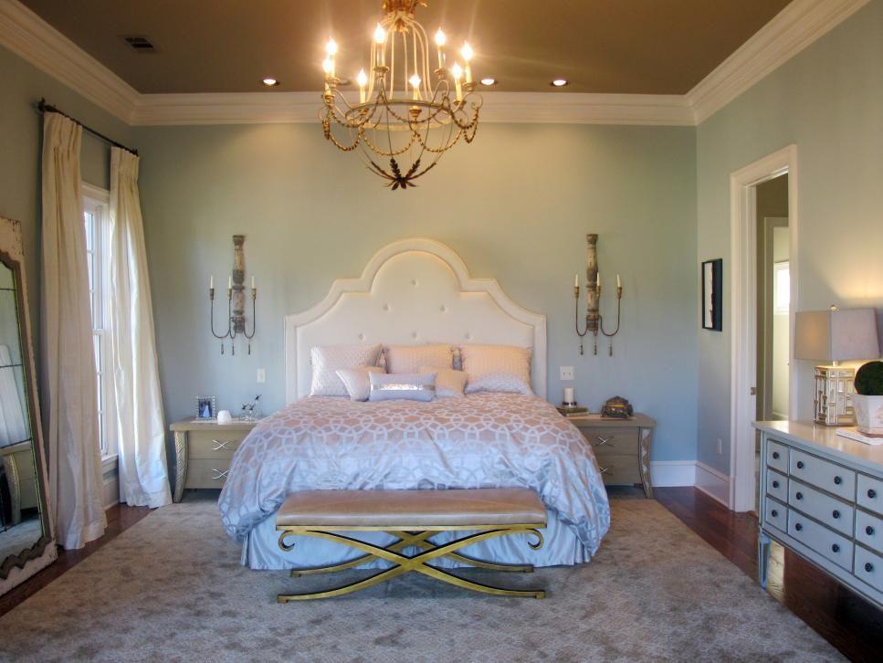 Romantic Master Bedroom Designs 10 Romantic Bedrooms We Love  Hgtv Bedrooms And Room