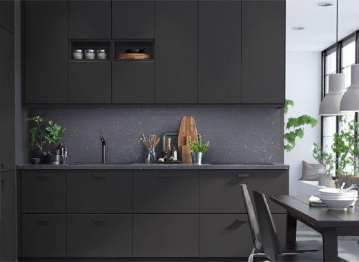 kungsbacka kitchen cocinas modernas salas y cocinas. Black Bedroom Furniture Sets. Home Design Ideas