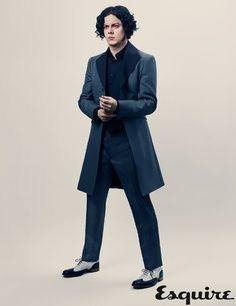 Jack White coat
