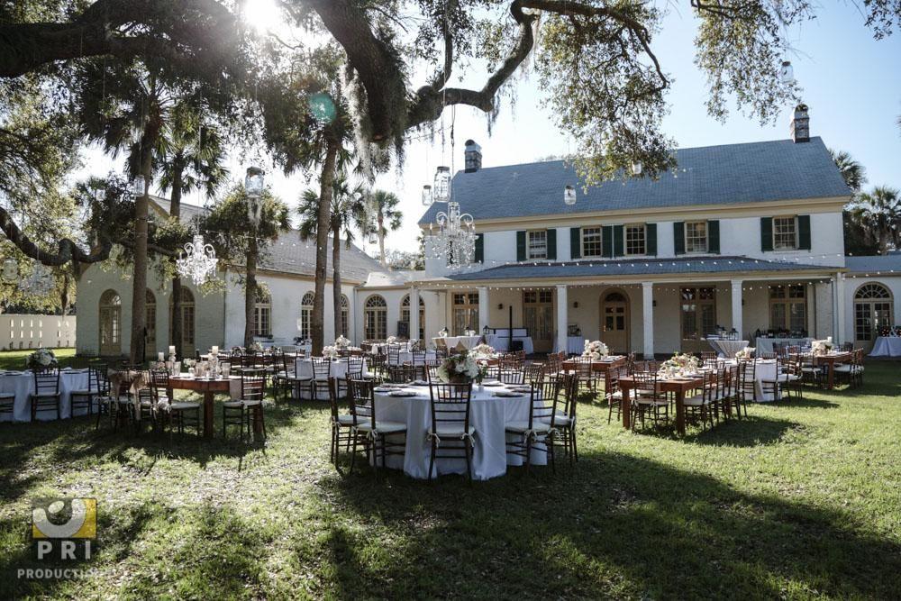 Ribault Club Back   Jacksonville Florida Wedding Venues ...