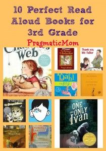 10 Perfect Read Aloud Books For 3rd Grade Books Worth Reading