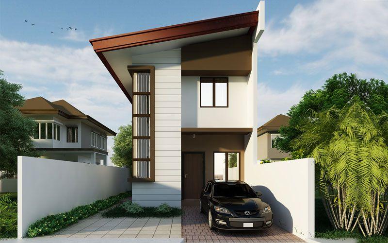 PHD-2015010 - Pinoy House Designs | 2 storey house design ...