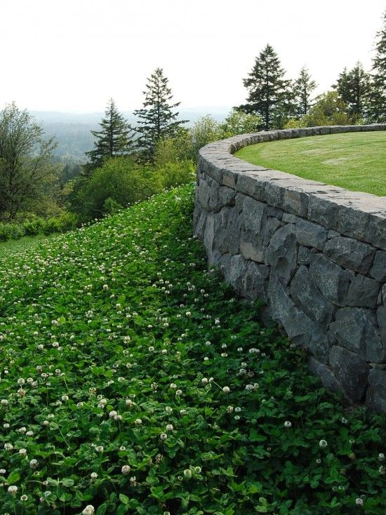 84 Ideen für Stützmauer im Garten bauen - Hangsicherung und