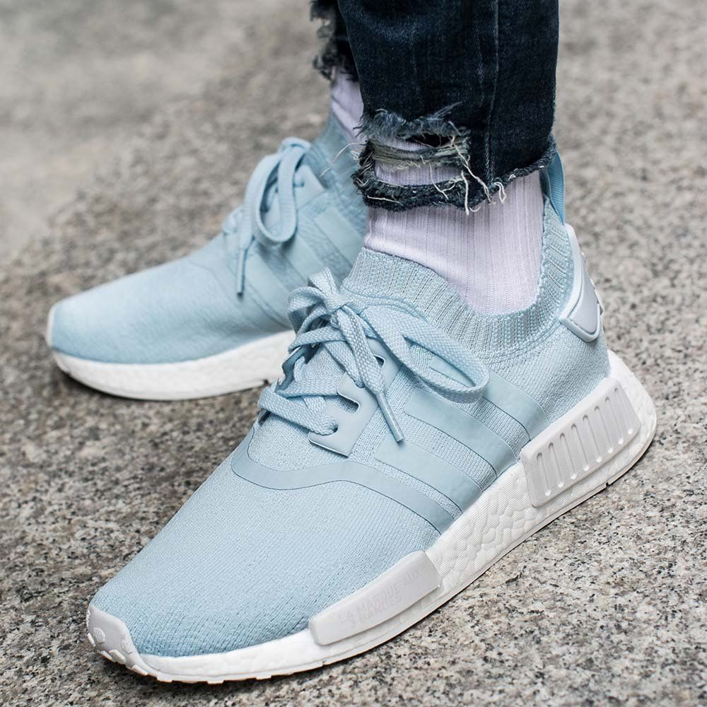 3d33eabec Adidas NMD R1 Ice Blue