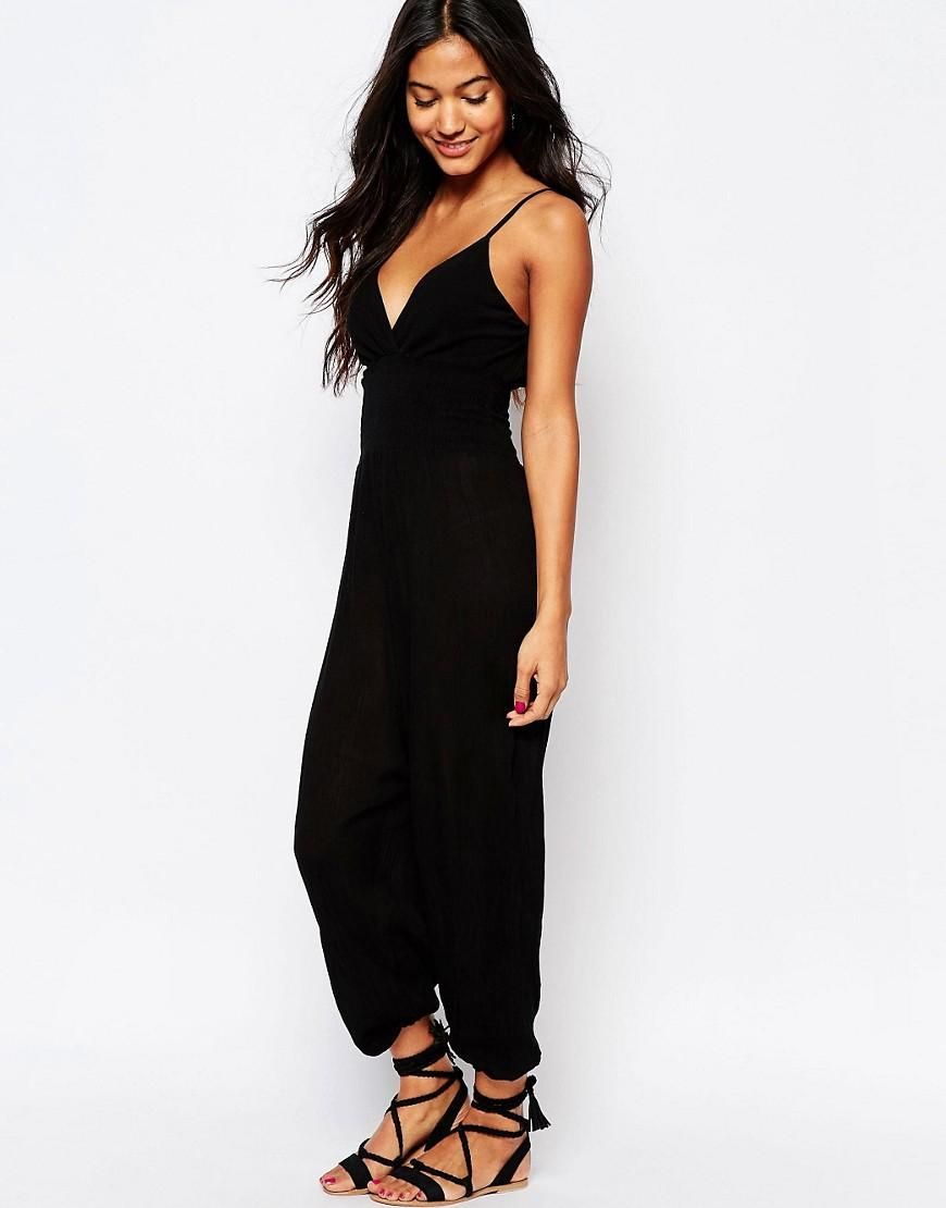 Asaka | Akasa Beach Jumpsuit at ASOS | spring/summer apparel ...